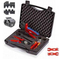 Walizka narzędziowa do instalacji fotowoltaicznej KNIPEX 97 91 00