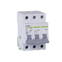 Noark Wyłącznik nadprądowy AC 6 kA, ch-ka B, 20 A, 3-bieg.- 100054