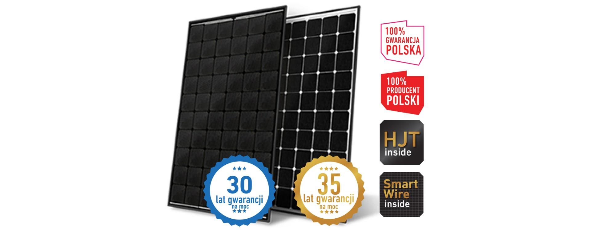 Moduły fotowoltaiczne nowej generacji SW Premium SLIM (HJT) od Hanplast Energy